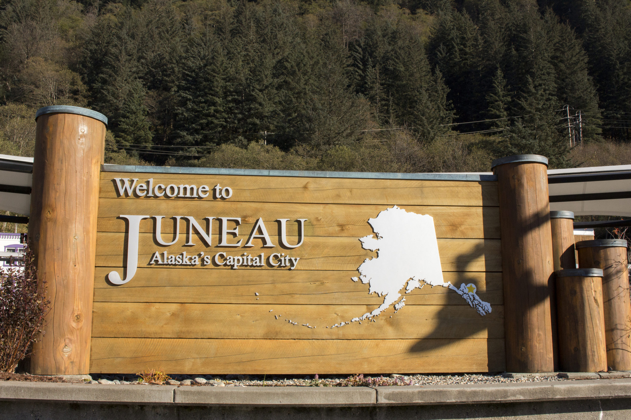 Welcome to Juneau, Alaska Photo: Travel Juneau