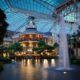 Inside the Gaylord Opryland Resort in Nashville