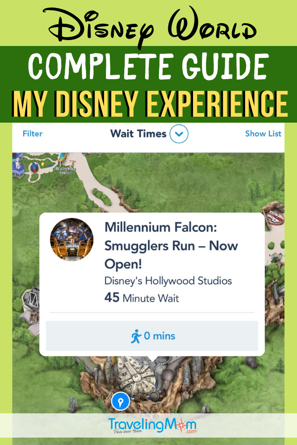 The My Disney Experience app is a time-saving way to enhance your Walt Disney World vacation. This free phone app for Disney travel allows guests to schedule Fastpass, dining reservations and even open hotel room door! Get all the secrets on how to use MDE in this complete guide to what works and what you NEED to know before your visit! #TMOM #Disney #DisneyWorld #WDW #MyDisneyExperience #PhoneApp #SmartPhone | TravelingMom | Disney Travel Tips