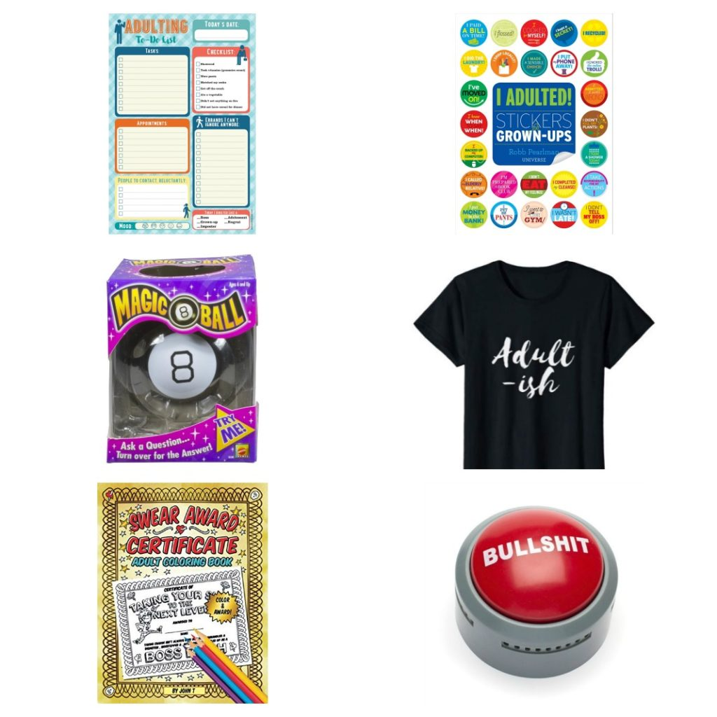 gift ideas for your bff - adulting gift ideas