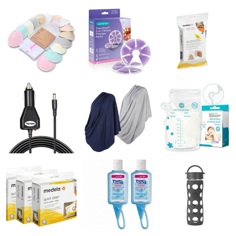 breastfeeding tips supplies to buy