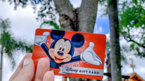 Save money at Disney by buying Disney Gift Cards.