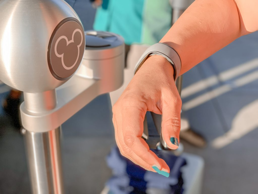 If you stay onsite, magic bands are free at Disney World.