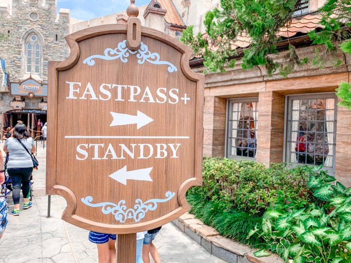 Book a FastPass for the Frozen Ever After ride in Epcot at Walt Disney World.