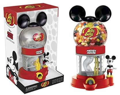 Great gift ideas for the Disney-loving adult: Mickey Mouse Jelly Belly Bean Dispenser