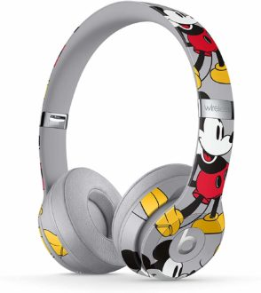 Gifts for Disney lovers -- Mickey Mouse Beats headphones - TravelingMom