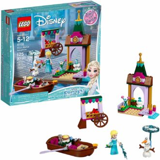 Gifts for Disney lovers: Frozen themed LEGO building set