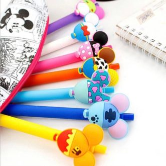 Disney character pens make fun gifts for Disney lovers.