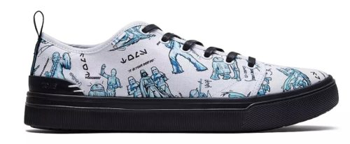Star Wars themed TOMS sneakers - TravelingMom