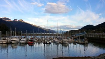 With access only by plane or boat, discover free thigns to do in Juneau, Alaska, from churches to beaches to salmon streams