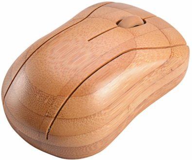 This wireless bamboo mouse is the tech gift for the eco-warrior on your Christmas list.