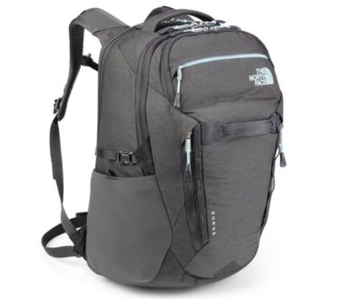 North Face travel backpack for women