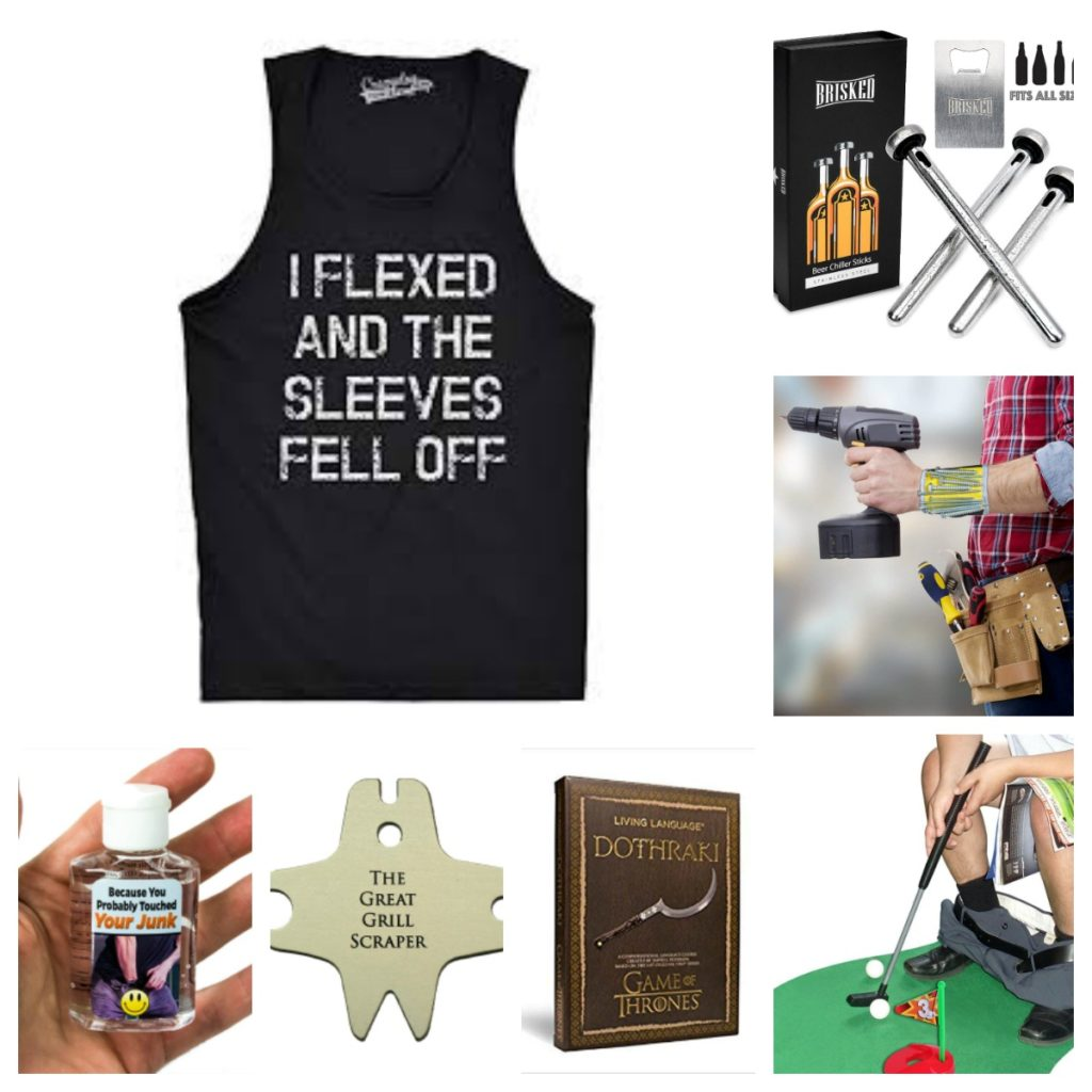 unusual gift ideas for guys