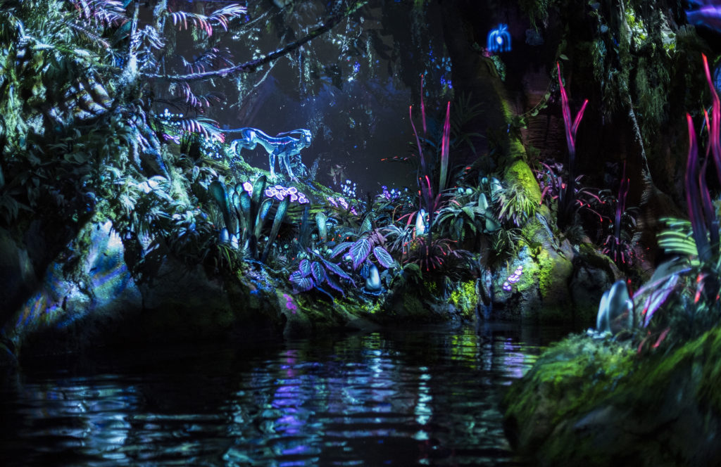 Na'vi River Journey at Animal Kingdom