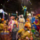 cast of festival of the lion king at Disney's Animal Kingdom