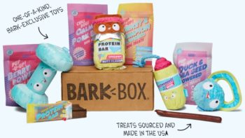 bark box dog gift- gifts for pet owners