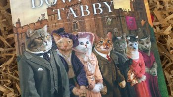 downtown tabby downton abbey parody gift gifts for pet owners