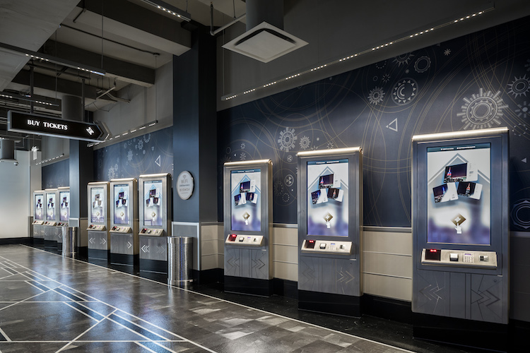 empire state building ticket kiosks