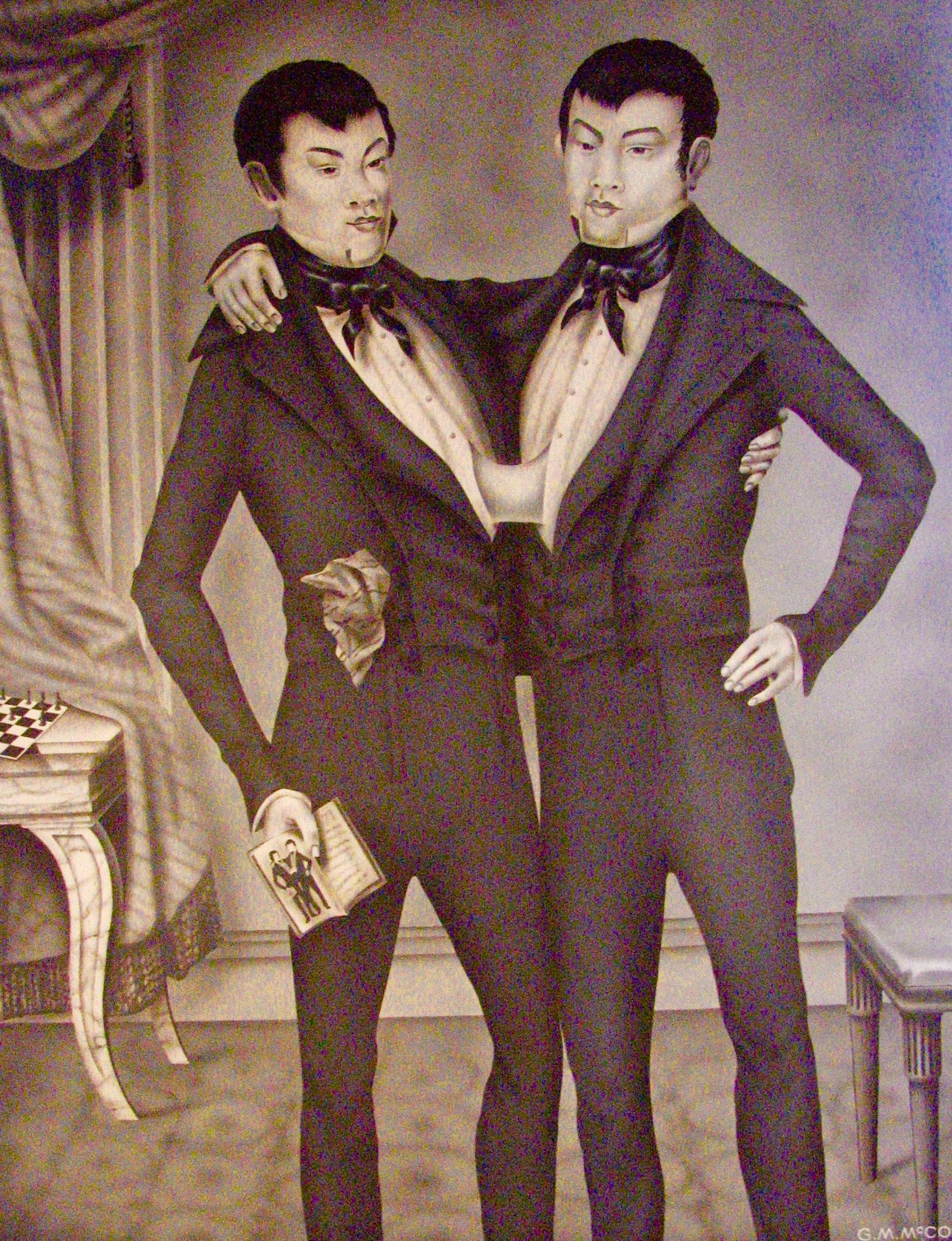 Things to do in Mount Airy NC includes learning the history of the original Siamese twins.