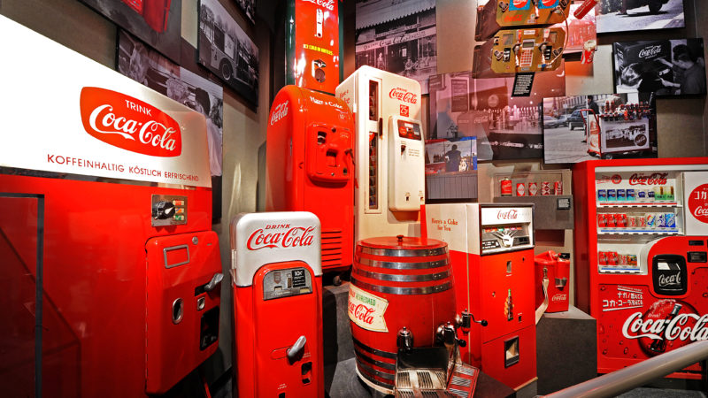 The World of Coca-Cola is one of many Atlanta museums.