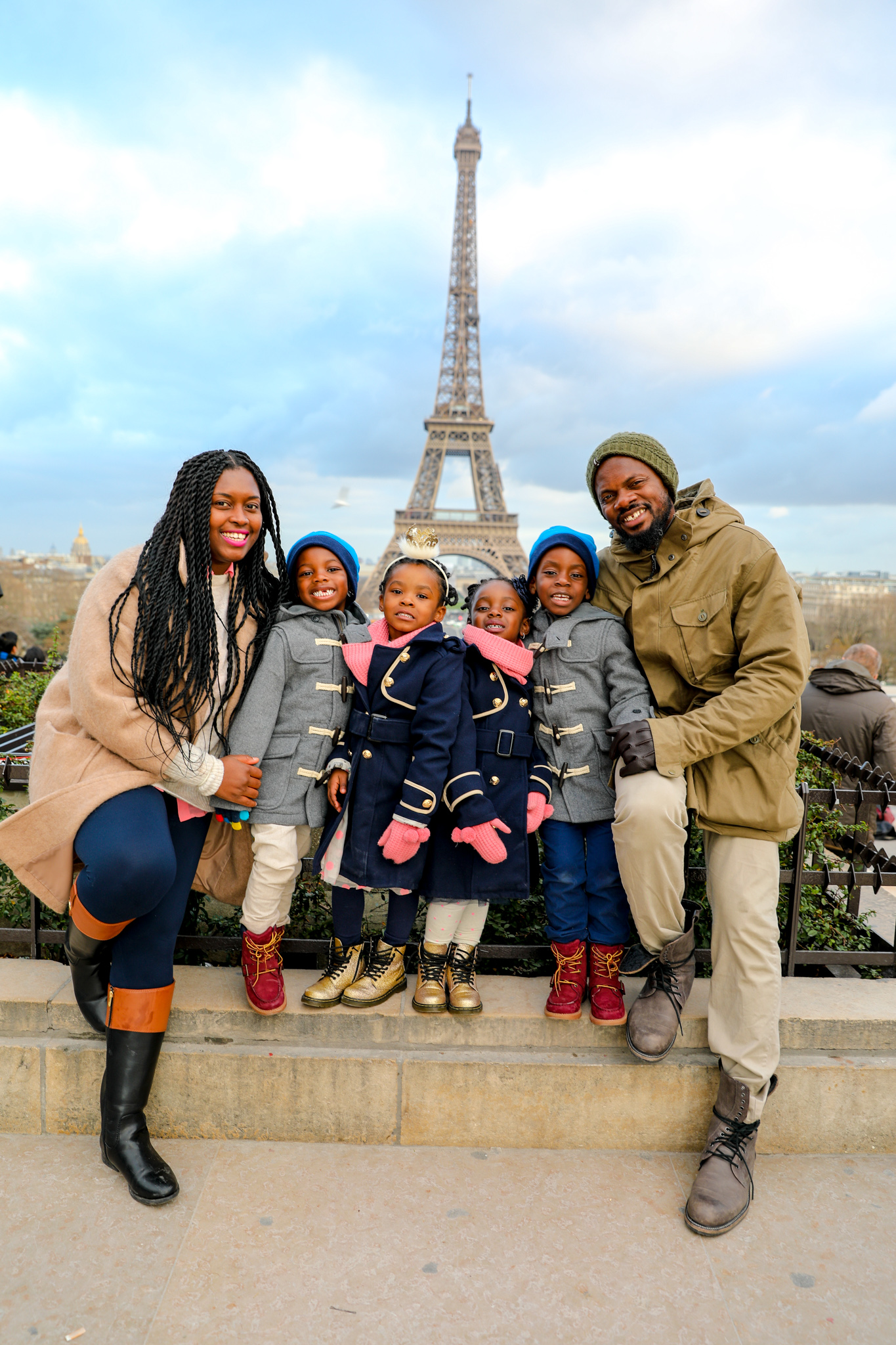 France is one of many wonderful countries to visit with kids.