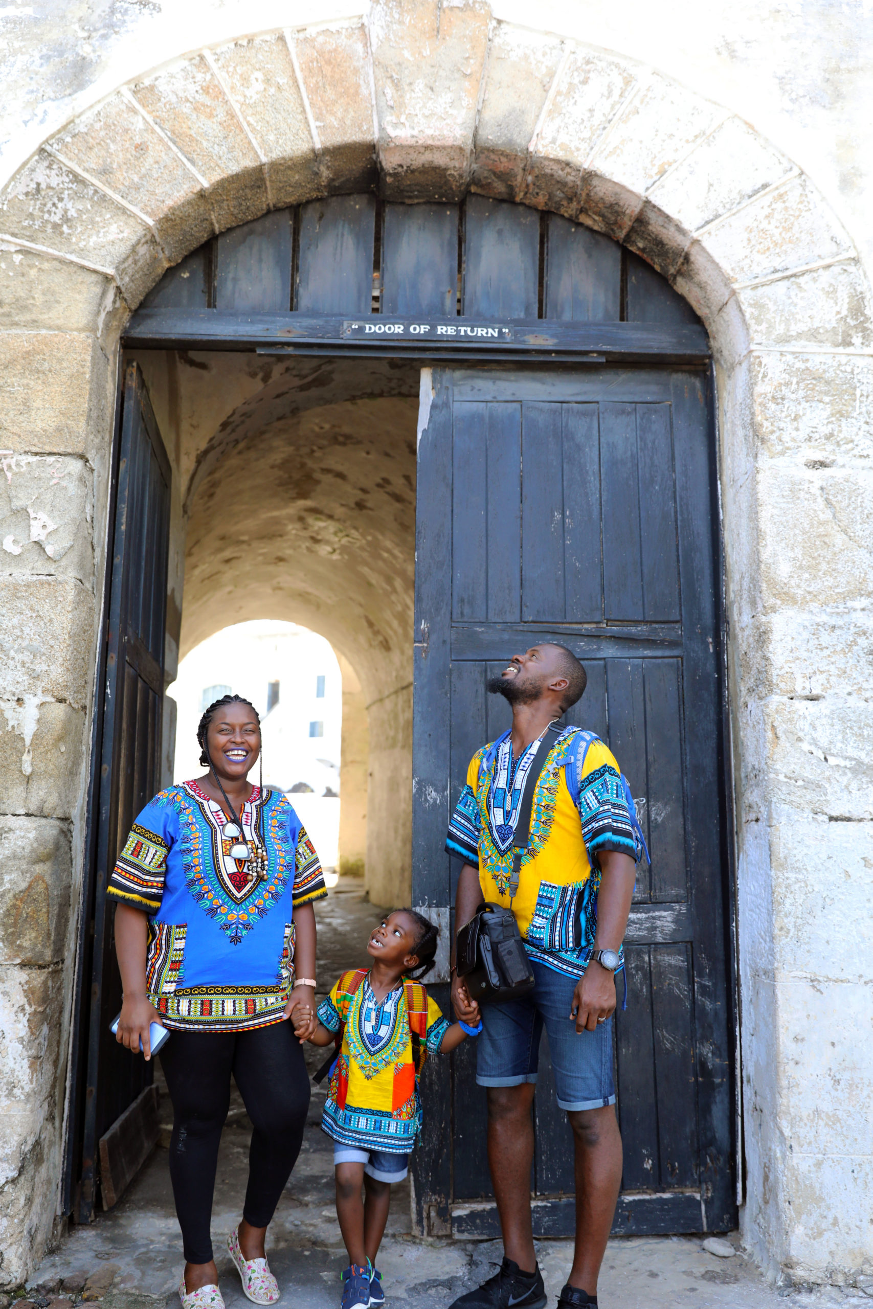 Ghana is one of many wonderful countries to visit with kids.
