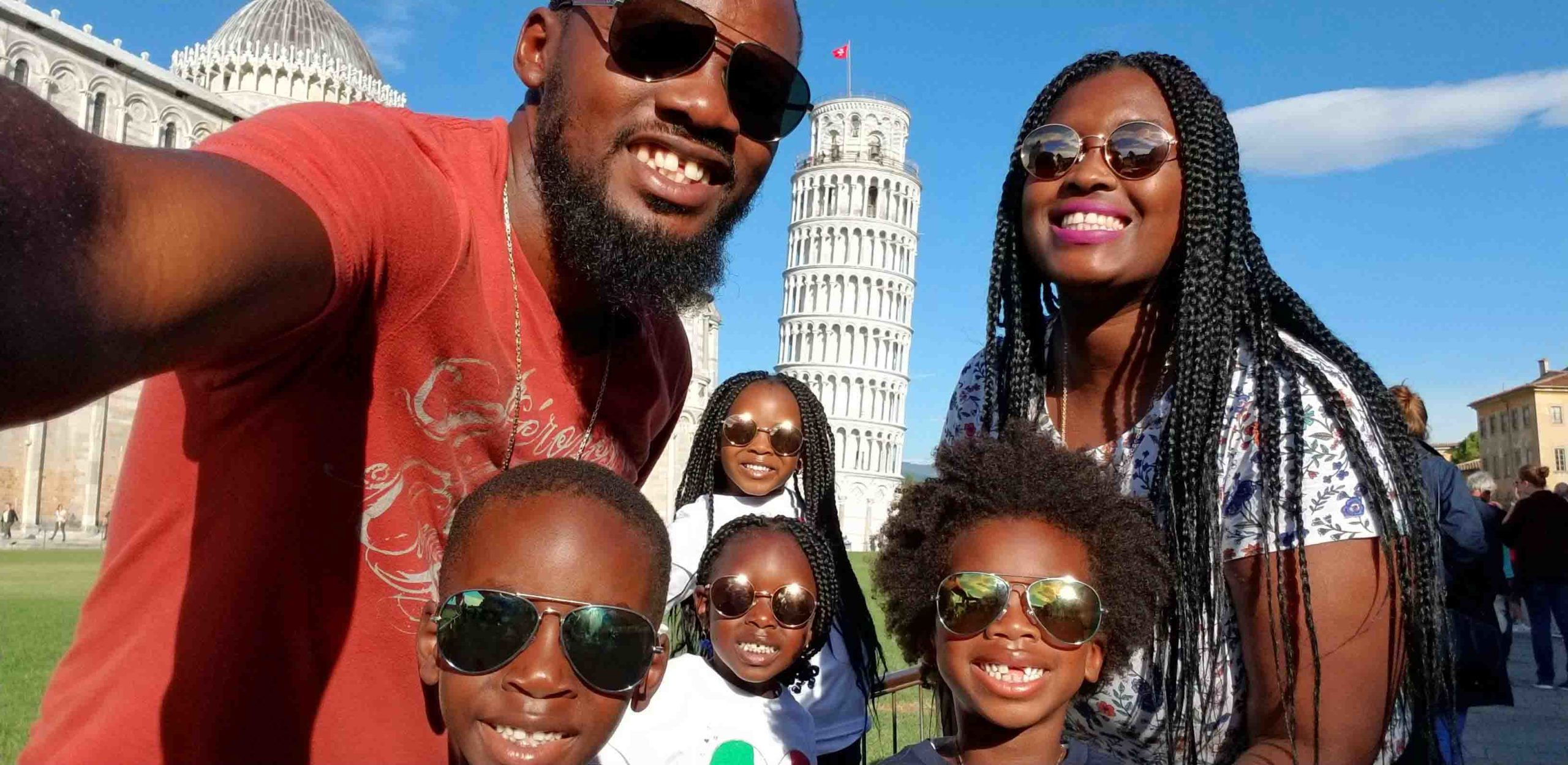Italy is one of many wonderful countries to visit with kids.