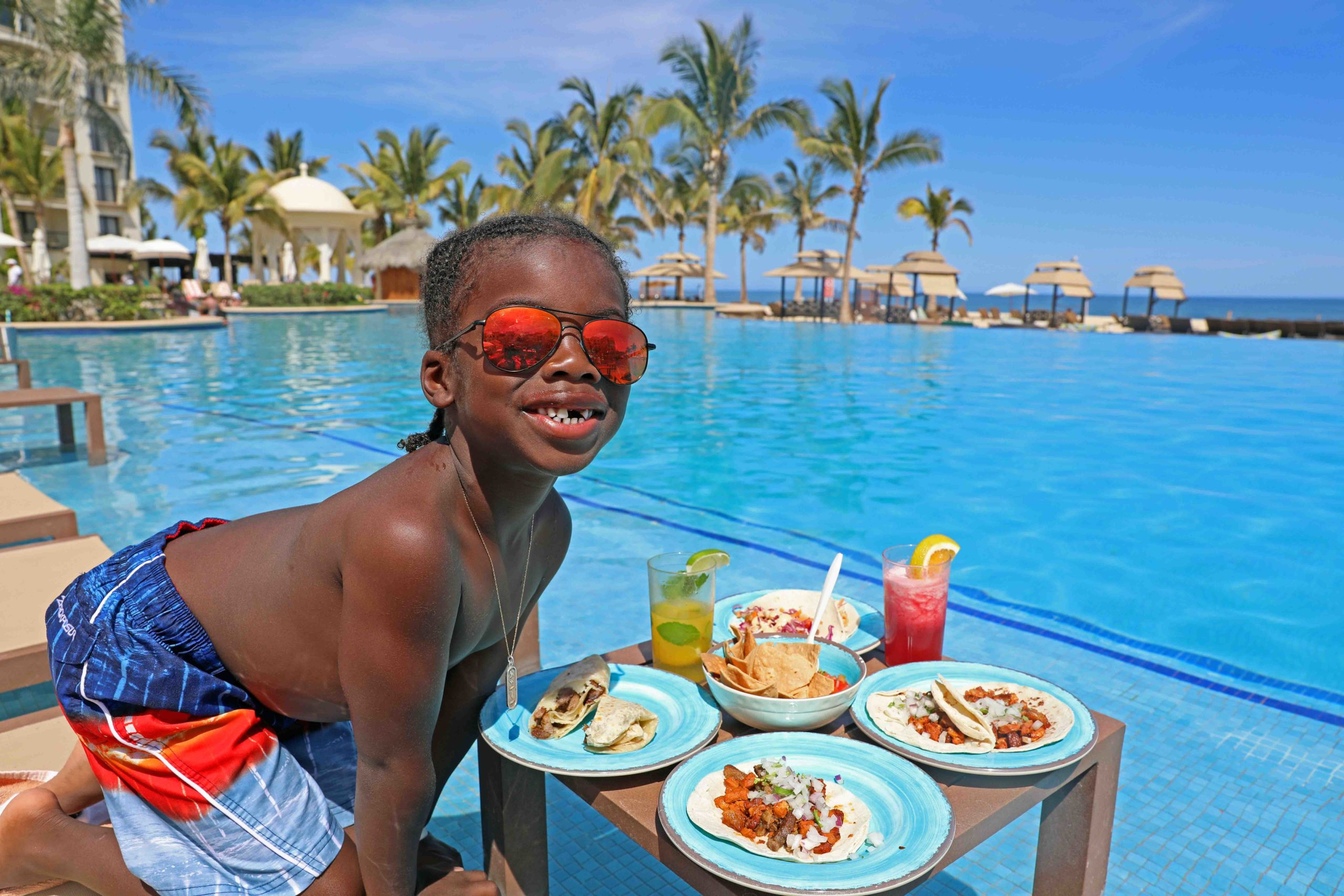 Mexico is one of many wonderful countries to visit with kids.