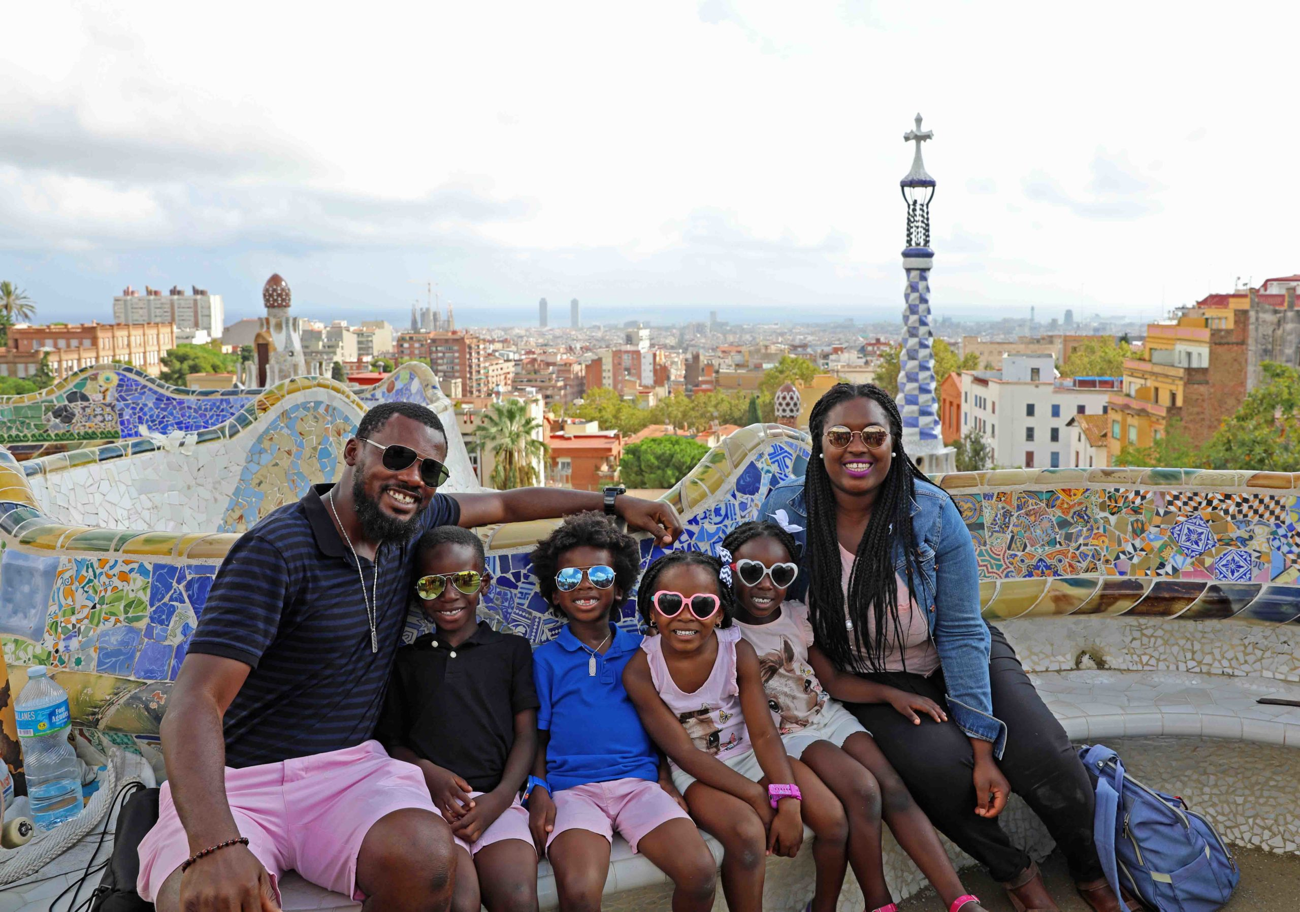 Spain is one of many wonderful countries to visit with kids.