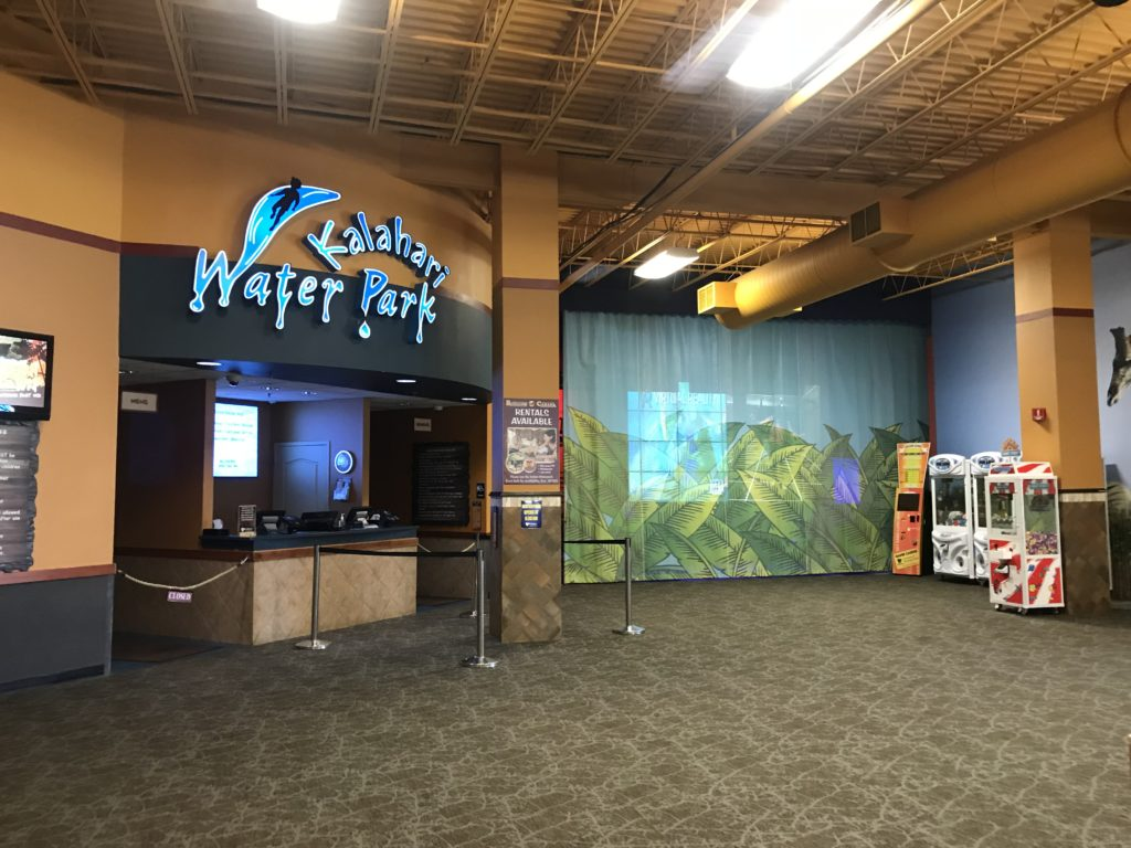 Kalahari Indoor Waterpark at Wisconsin Dells