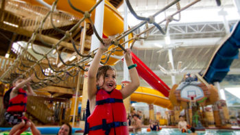Kalahari Resort Wisconsin Dells waterpark