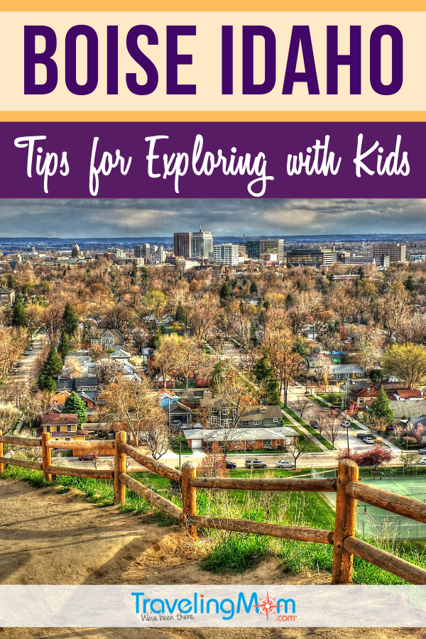 So many great things to do in Boise with kids, including indoor and outdoor adventures. Get more tips on where to explore with kids in the state capital city of Idaho. #Boise #Idaho #TravelwithKids #USTravel #FamilyTravel