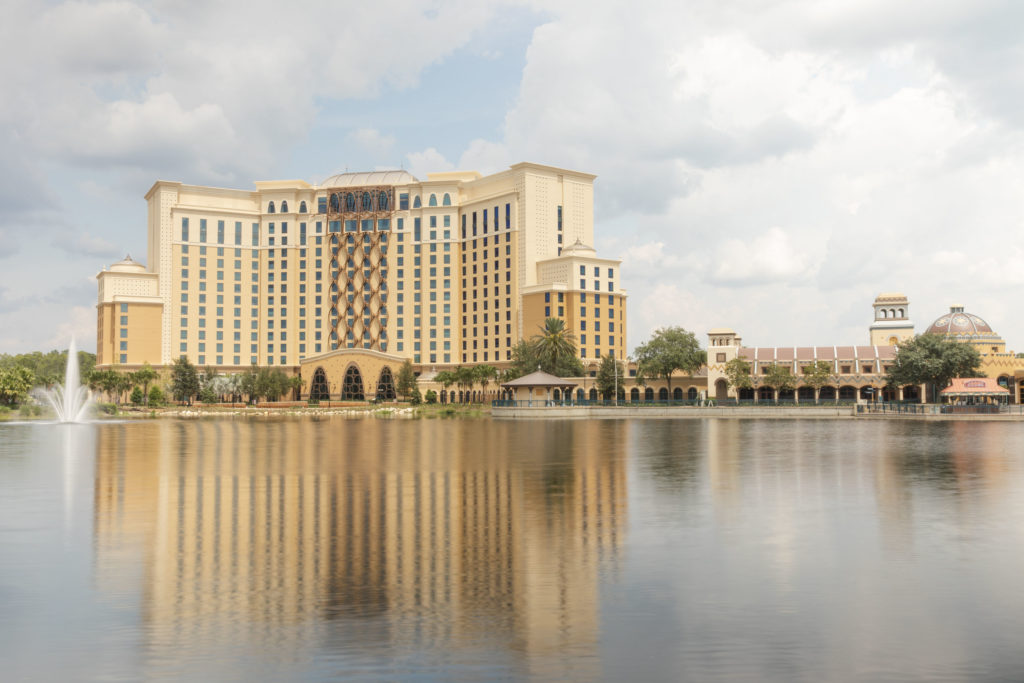 Tower at Disney's Coronado Springs