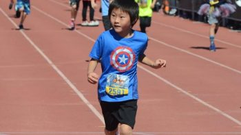 runDisney also has kids' races.