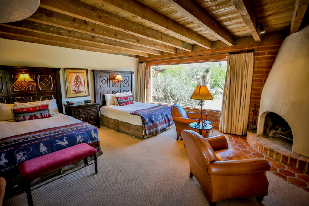 Room at Tanque Verde Dude Ranch