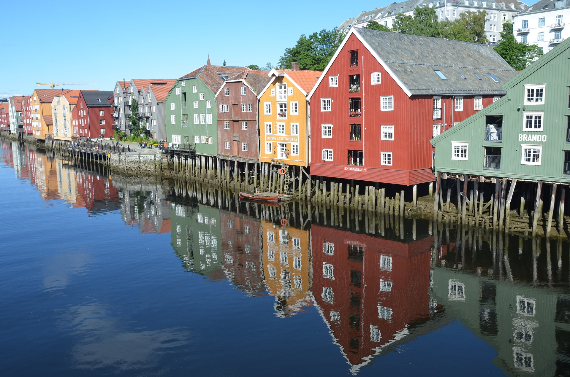 Norway is a favorite of many families.