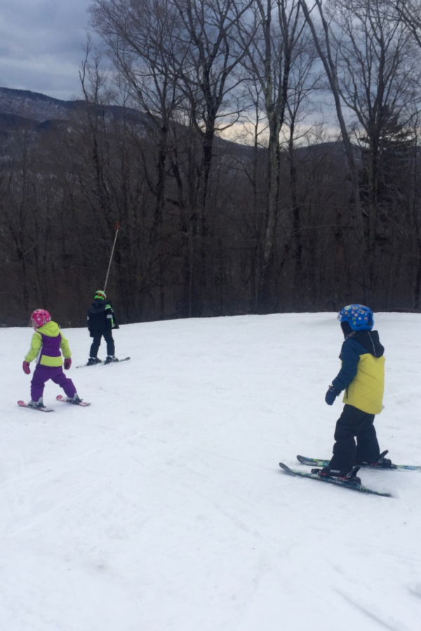 Loon Mountain Resort is one of the best New England ski resorts for families.