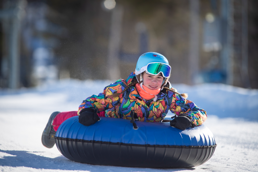 Pat's Peak Resort is one of the best new england ski resorts for families.