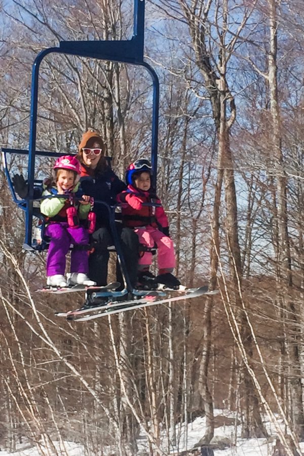 Smuggler's Notch is one of the best new england ski resorts for families.
