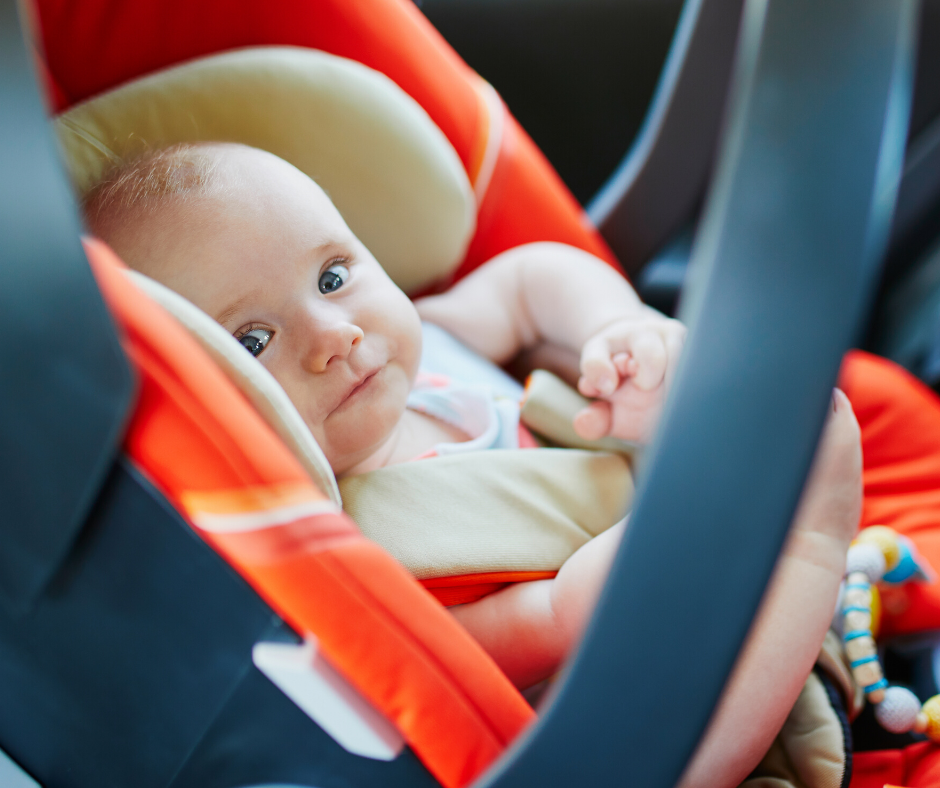 Bringing A Car Seat On A Plane A Complete Guide Traveling Mom
