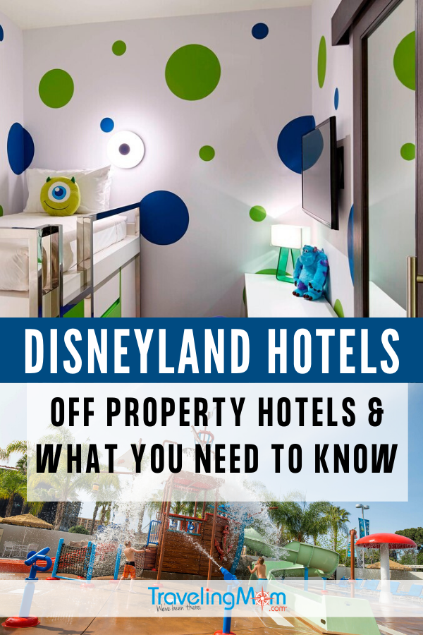 fun bright room near Disneyland and pool with water slides