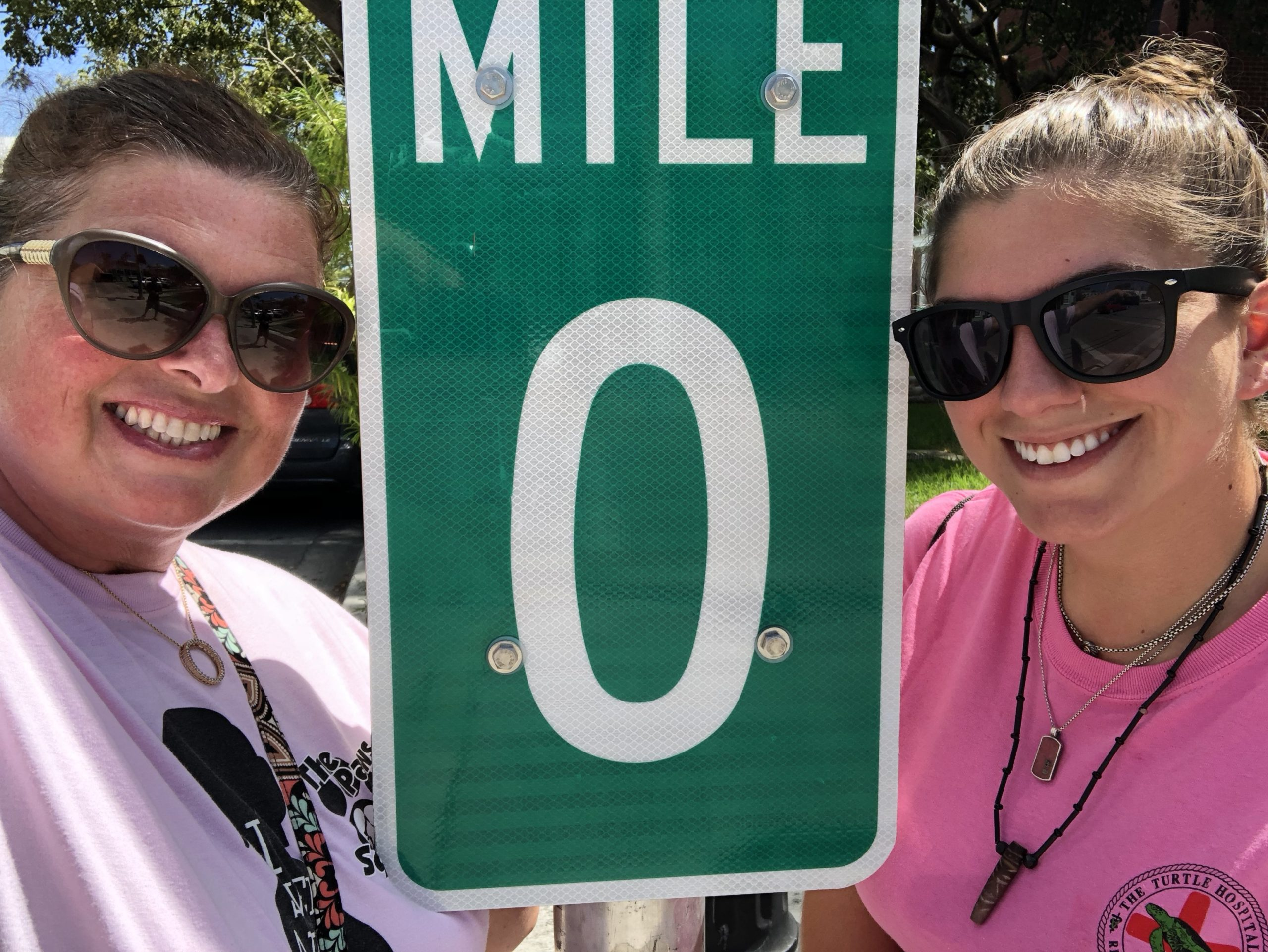 After the best Caribbean cruise, go to mile marker zero at key west