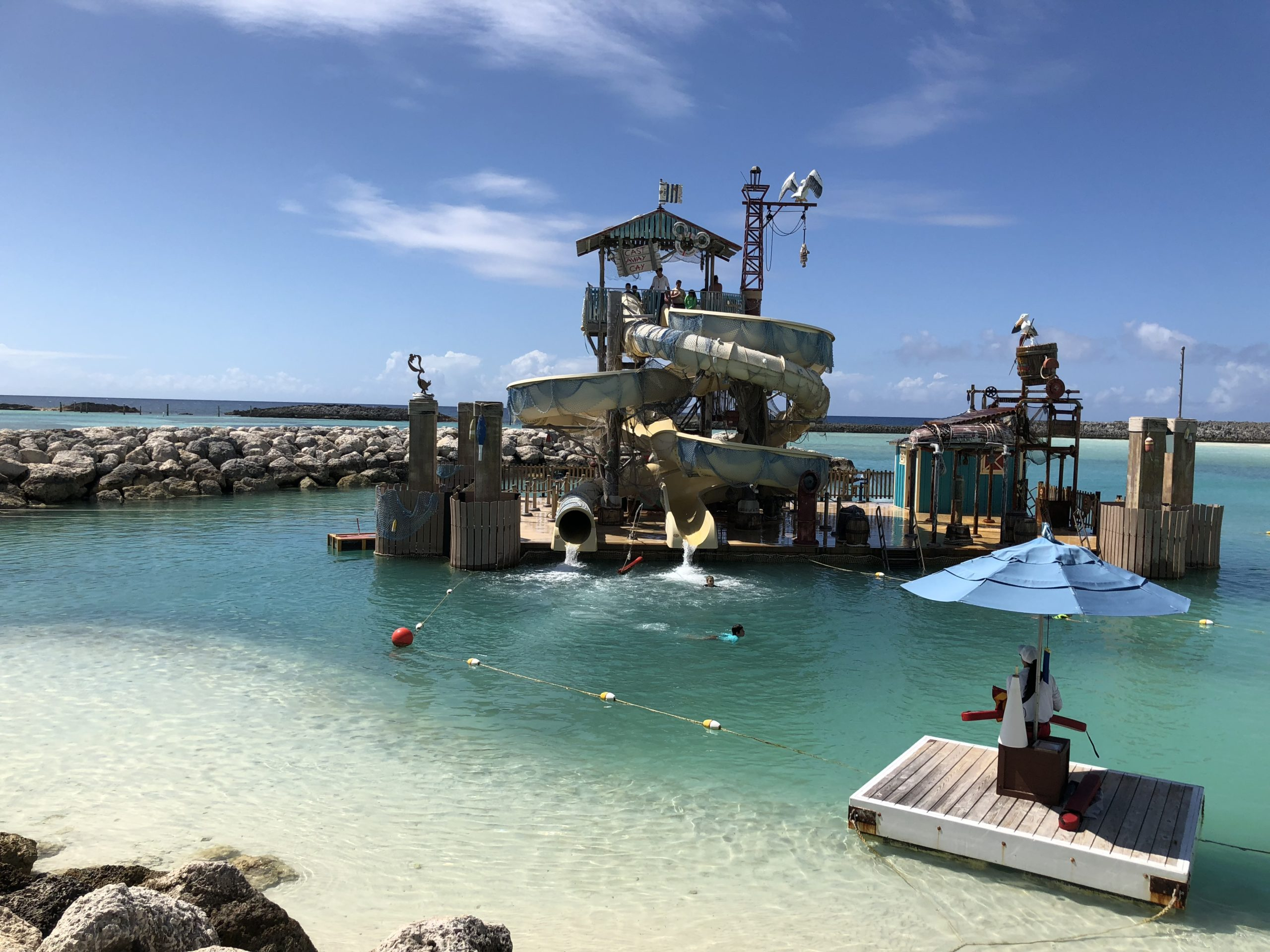 kid friendly activities in castaway cay
