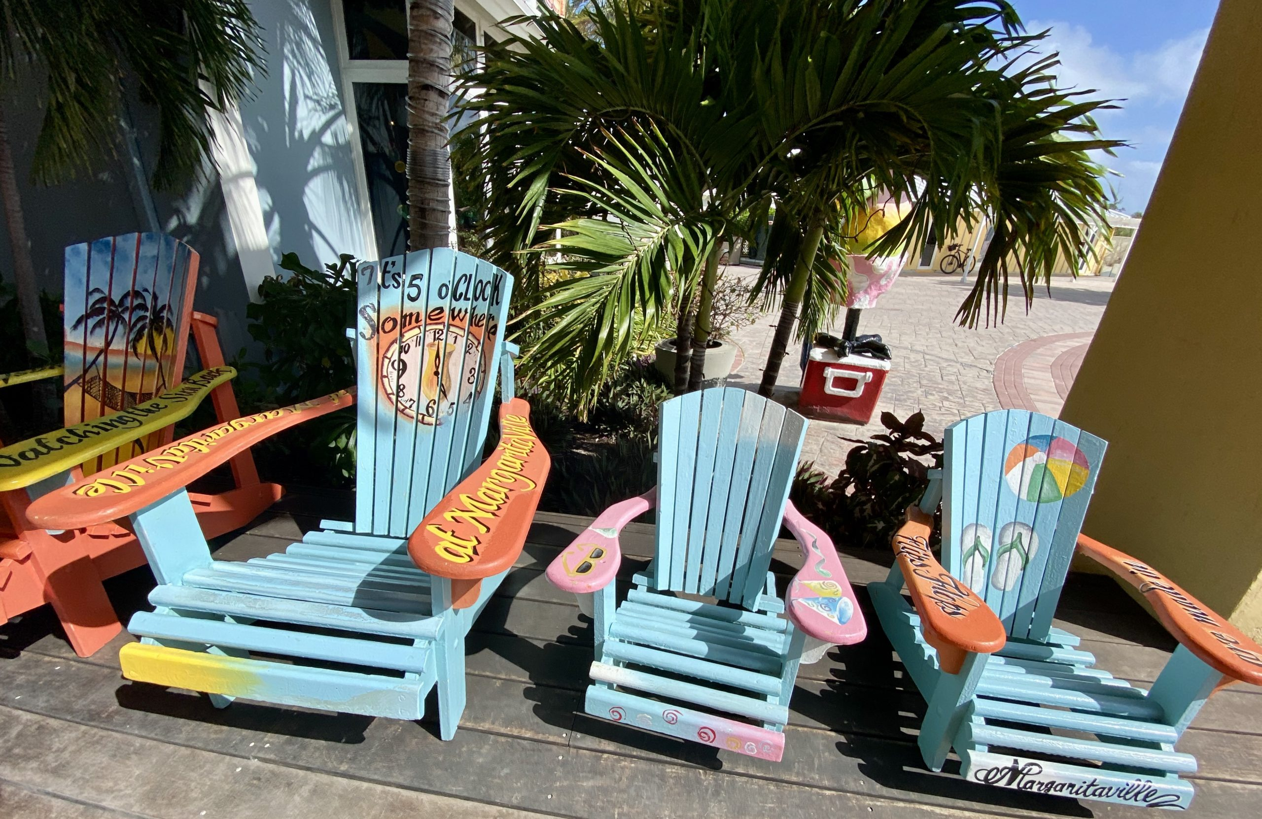 Grand Turk margaritaville is a stop on one of the best Caribbean cruises.