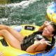 river tubing in Jamaica