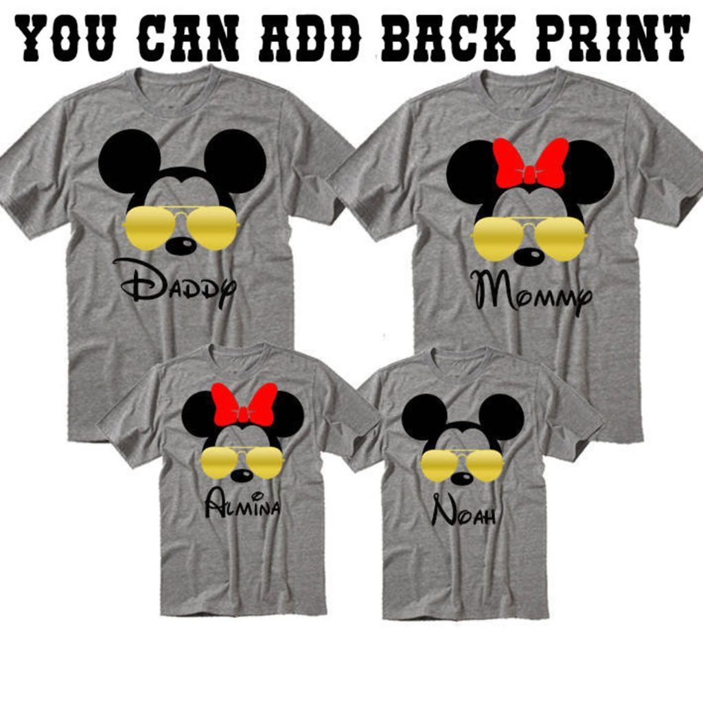 Mickey Mouse cool Disney shirts