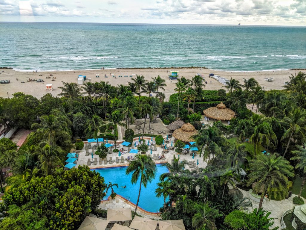 The Palms Hotel & Spa in Miami, one of the best Florida resorts for families.
