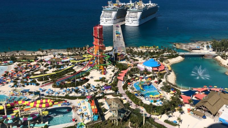 The Thrill Waterpark is just one of the things families can look forward to on Perfect Day at CocoCay. You'll definitely want to keep this in mind when planning a Royal Caribbean cruise!
