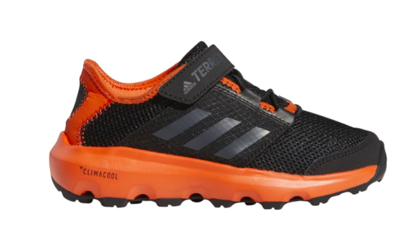 Adidas water shoes are the best travel shoes for those who enjoy the beach.
