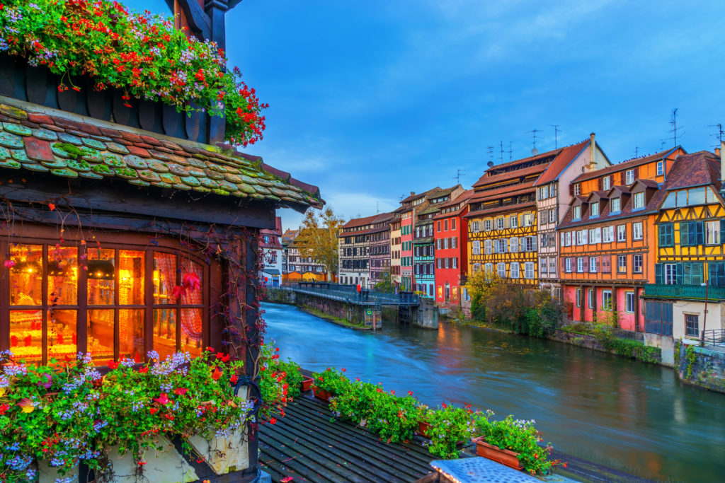 Alsace France, the inspiration for Disney's Beauty and the Beast